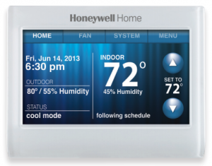 Honeywell 9000 Thermostat