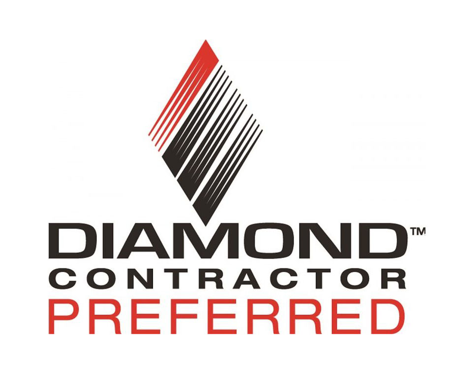 Diamond Contractor Preferred Logo